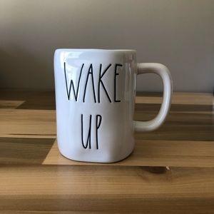 Rae Dunn Mug Wake Up